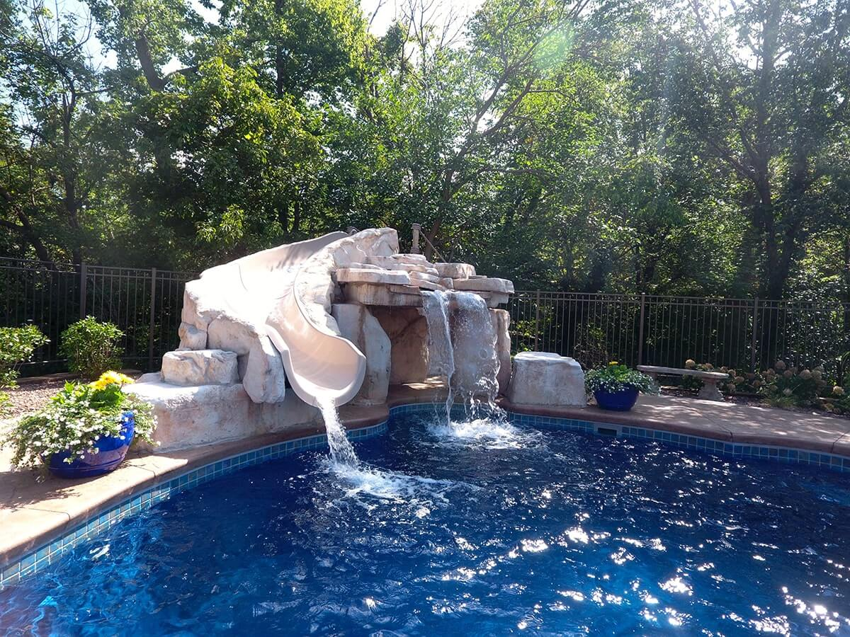 Fiberglass Pools Wilmington Inground Pools Morris Pool
